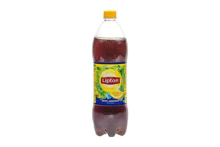 Lipton лимон, 1.25л